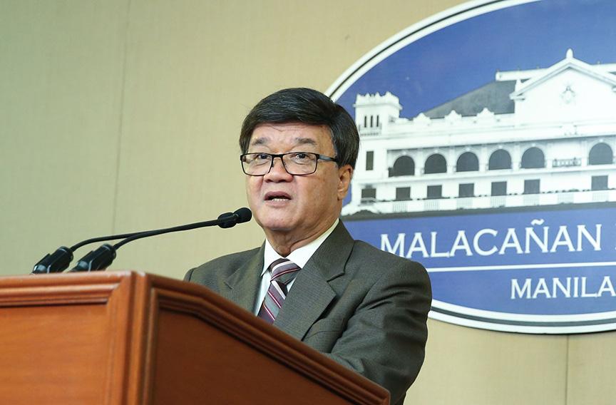 Justice Secretary Vitaliano Aguirre II / PPD Photo