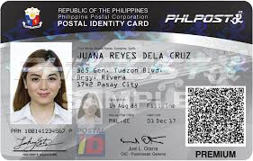 Id Document – A Gov't To ph Philpost Document Hard Secure Newsline Fake